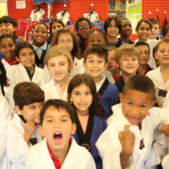 Martial Arts After School Program Margate