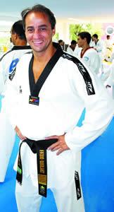 martial arts master Fabio