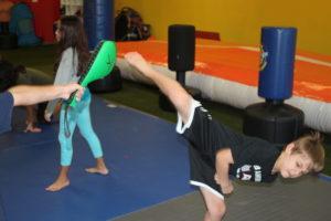 martial arts summer camp 2015