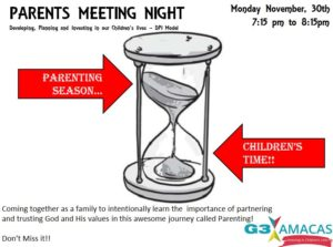 DPI parents meeting nov 2015 FLYER