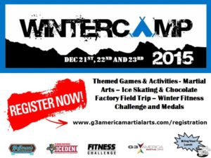 winter camp margate 2015