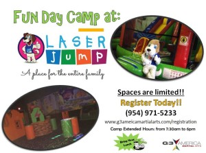 Fun Day Camp Feb 15th – After School Margate