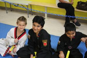 Taekwondo Belt Graduation Juniors and Adults