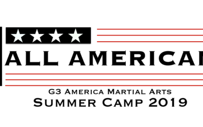 "Kids Summer Camp 2019 ""ALL AMERICAN"""