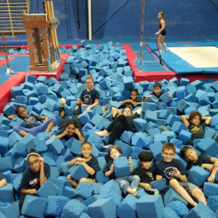 Summer Camp Gymnastics